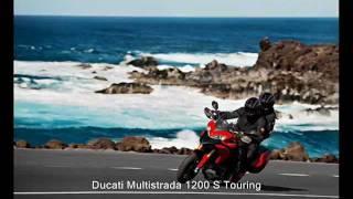 2. 2012 Ducati Multistrada 1200 S Touring