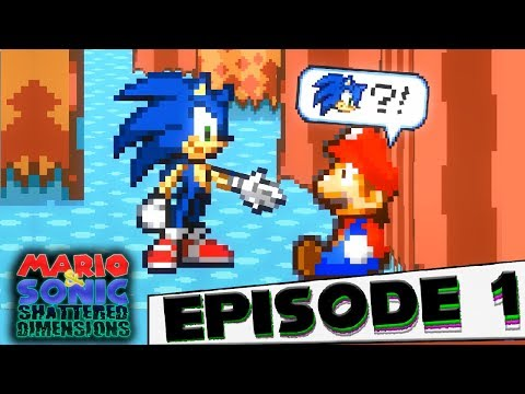 Mario & Sonic Shattered Dimensions: Episode  1