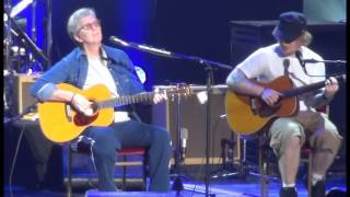 Video Eric Clapton with Ed Sheeran - I Will Be There MP3, 3GP, MP4, WEBM, AVI, FLV April 2018