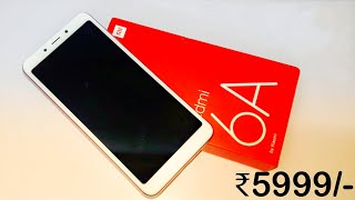 Video Redmi 6A Unboxing & Full Review - ROSE GOLD - Best Budget Smartphone? MP3, 3GP, MP4, WEBM, AVI, FLV September 2019
