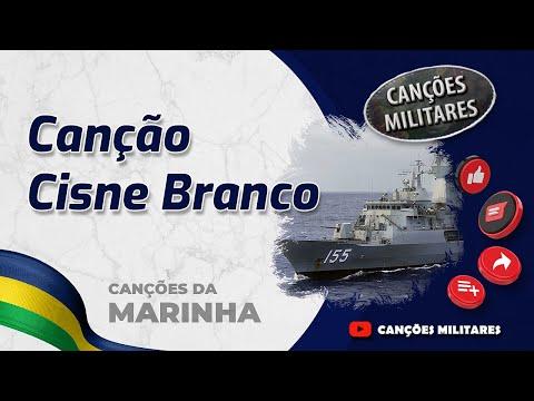 Canção da Marinha - Cisne Branco видео
