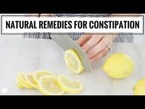 8 Natural Remedies For Constipation | Health & Wellness | Healthy Grocery Girl