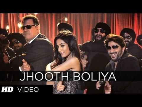 Jolly LLB Jhooth Boliya Full Video Song    Arshad Warsi, Amrita Rao, Boman Irani
