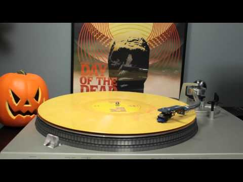 Day Of The Dead OST // Waxwork Records [FULL VINYL RIP]