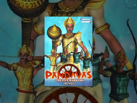 Video Pandavas The Five Warriors (Hindi) - Popular Animated Movie for Kids download in MP3, 3GP, MP4, WEBM, AVI, FLV January 2017