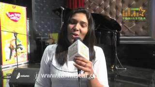Madhumita at Moone Moonu Varthai Single Track Launch
