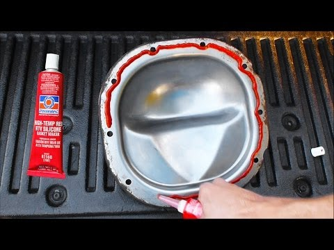 How to use RTV and properly make a gasket