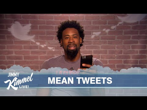 Celebrity Mean Tweets Returns With a Special NBA Finals Edition