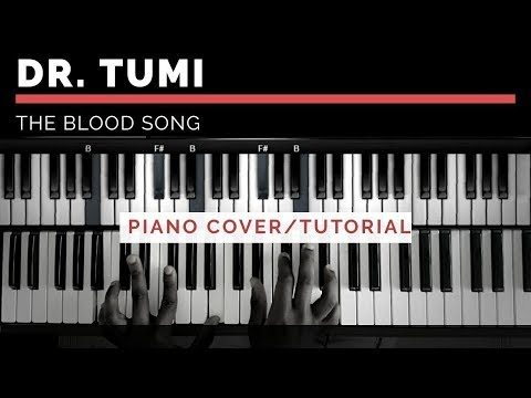Dr. Tumi - The Blood Song (Piano Cover/Tutorial)