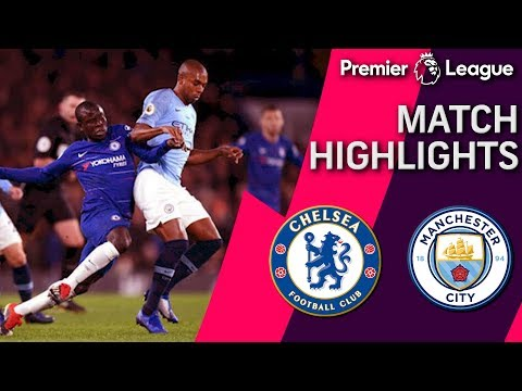 Video: Chelsea v. Man City   PREMIER LEAGUE MATCH HIGHLIGHTS   12/8/18   NBC Sports