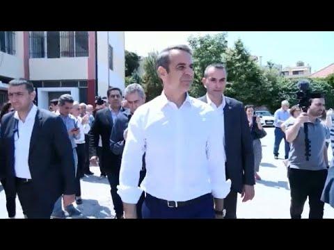 Griechenland: Wahlsieg in 11 von 13 Regionen - die Ko ...