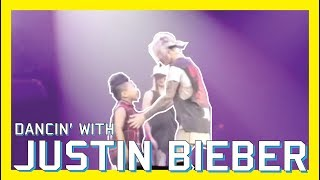 Video DANCIN' WITH JUSTIN BIEBER | VLOG #7 | #PURPOSETOURCHILDRENFRESNO MP3, 3GP, MP4, WEBM, AVI, FLV Juni 2018