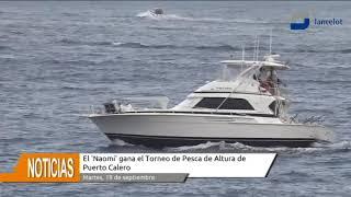 #VÍDEO: 'Naomi', de Juan Cabrera, se adjudica el Torneo de Puerto Calero