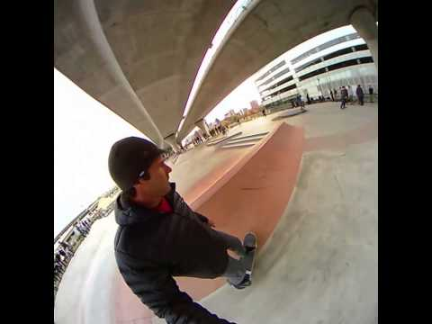 AndyCam Sk8prk Tours- Boston Lynch Family Skatepark