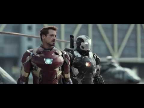 Captain America: Civil War - Official Trailer | HD