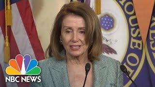 Nancy Pelosi: Beto O'Rourke Is 'A Welcome Addition' To Democratic Field | NBC News