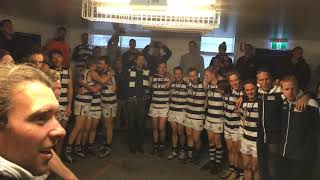 2016 OGFC Premiership - The Boys Sing the Song
