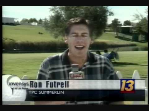 Insensys Golf Show with Ron Futrell 2001 Las Vegas