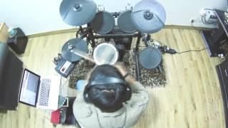 Ae Dil Hai Mushkil -Bulleya  (Drum & Djembe Cover) Parth Saini | Arijit Singh | Pritam Video