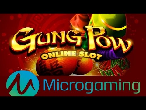 Gung Pow Online Slot from Microgaming