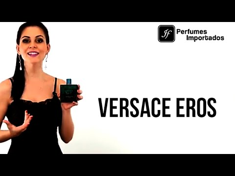 Perfume Versace Eros Masculino – Eau de Toilette