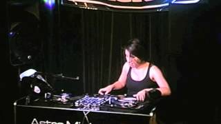 Patty Clover - Live @ Astro AVL Across The Fader DJ Battle 2012 Round 4
