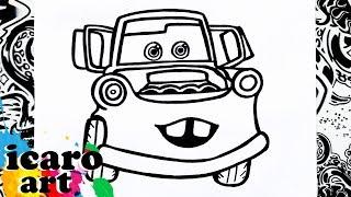 hola amigos de youtube el dia de hoy dibujare a mate de la pelicula cars espero les guste y sea de mucha utilidad al dibujarlo. suscribete y comparte este video con tu familia y amigos.facebook: https://www.facebook.com/pages/Icaro_art/1518273038440972instagram: http://instagram.com/icaro_art/