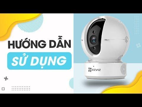 Video hướng dẫn sử dụng Camera IP 1080P EZVIZ CS-CV246