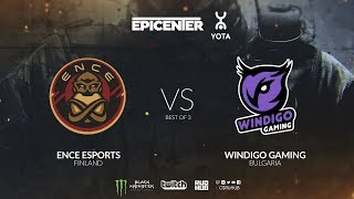 ENCE vs Windigo - EPICENTER 2018 EU Quals  - map3 - de_dust2 [Crystalmay]