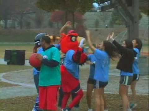 Atlanta Hawks Play Go Kickball
