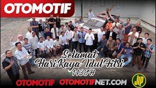 Segenap Redaksi OTOMOTIF mengucapkanSelamat Hari Raya Idul Fitri 1438 HMinal Aidin Wal Faidzin Mohon Maaf Lahir dan Batin