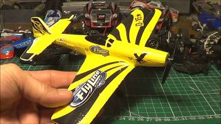 This vid is all about micro indoor RC any one can learn to fly and its very cheep to.This kit in this vid is insane fun for $12 -$15 WOW.And unlike some micro RC planes this thing is very tough almost .Please enjoy the footage