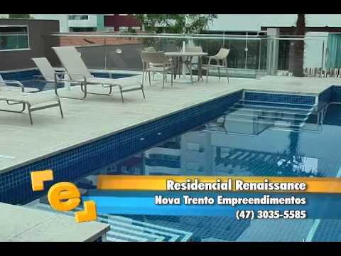 Programa Evidência Blumenau - 19/06/2015 - Edifício Renaissance - Nova Trento