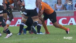Cheetahs v Sunwolves Rd.3 Super Rugby Video Highlights 2017