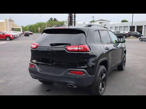 2017 Jeep Cherokee Milford, Franklin, Worcester, Framingham MA, Providence, RI D9105R