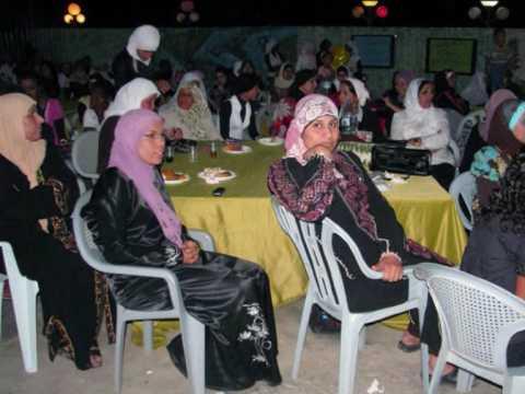 حفل تخريج الثواني عشر مدرسة الرازي 09 رهط