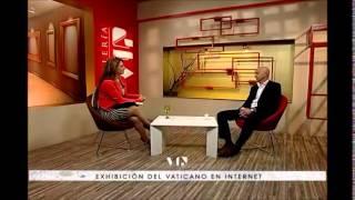 Entrevista con Marcelo Larraquy, en Galería VIP (17-abril-2014)
