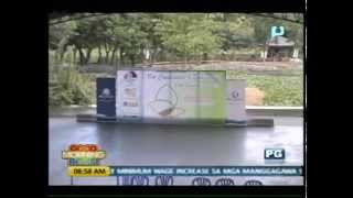 "Good Morning Boss - International Day for Biological Diversity: ""Water and Biodiversity"" [May 23, 2013] Para sa karagdagang ..."