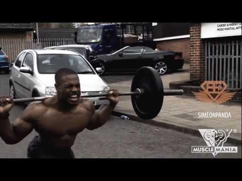 Simeon Panda & Tavi Castro Natural Bodybuilding Motivation
