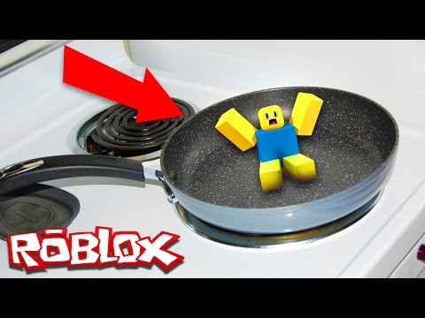 WHAT IF ROBLOX WAS REAL!? (видео)