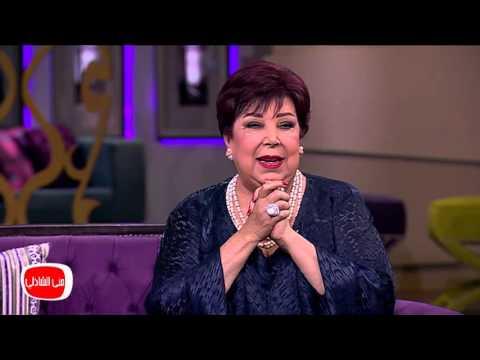 فيديو- رجاء الجداوي تتحدث عن دور تحية كاريوكا في حياتها