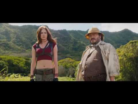 Jumanji 2  Welcome to the Jungle Official Trailer #1 2017 Dwayne Johnson, Kevin Hart Movie HD   YouT