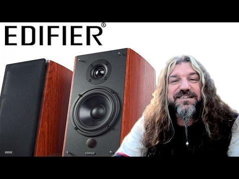 Edifier R1900TV - Monitor de audio/Caixa de som -  Review (видео)