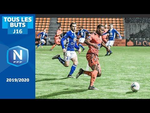 buts 16éme Journée (19-20)