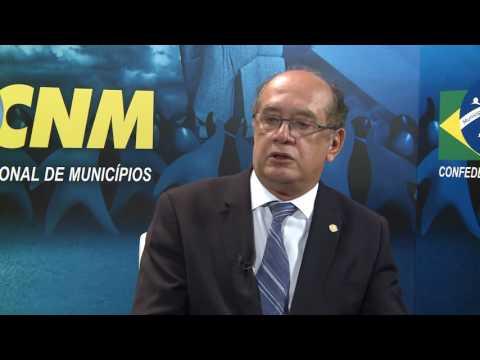 GILMAR MENDES Ministro do STF