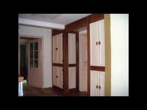 handgefertigte Massivholzmöbel:   Schränke + Einbauwände + Hängeschränke