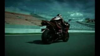 8. 2004 Yamaha YZF - R1 commercial