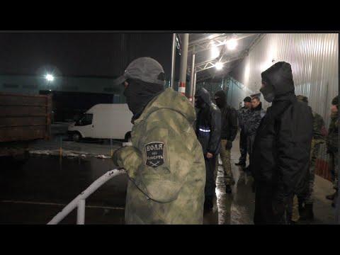 У Луцьку вночі почалась блокада складу російського підприємства