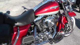 9. 655731 - 2005 Harley Davidson Road King Classic FLHRCI - Used Motorcycle For Sale