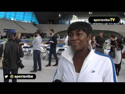 Perri Shakes-Drayton Speaks About Inspiring Women In Sport And Her Career
